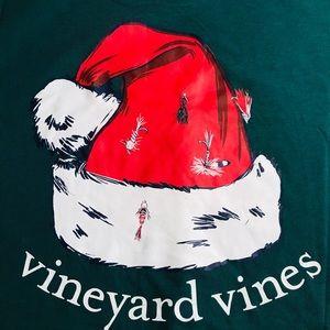 Vineyard Vines Christmas T-Long Sleeve